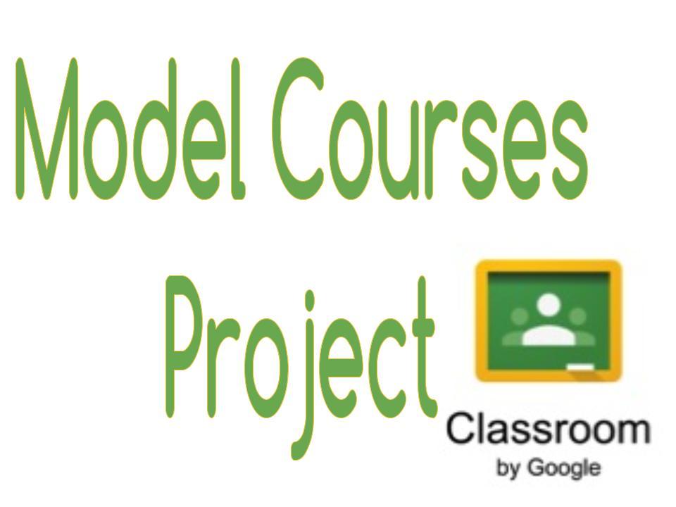 Model Google Classroom