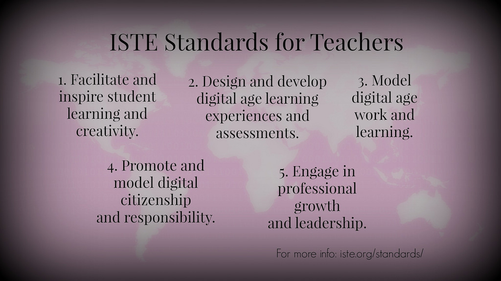 ISTE Standards for Students:  Meeting the Needs of EVERY Student