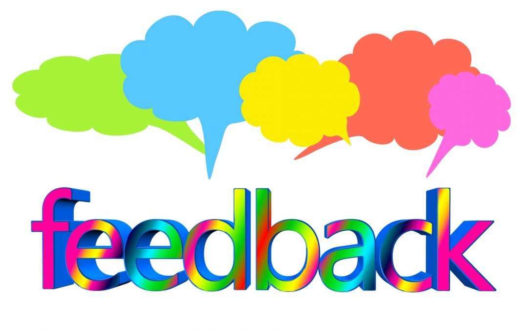 Teaching our Students the Importance of Actionable Feedback