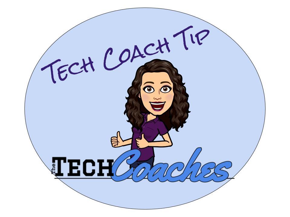 tech coach tip logo