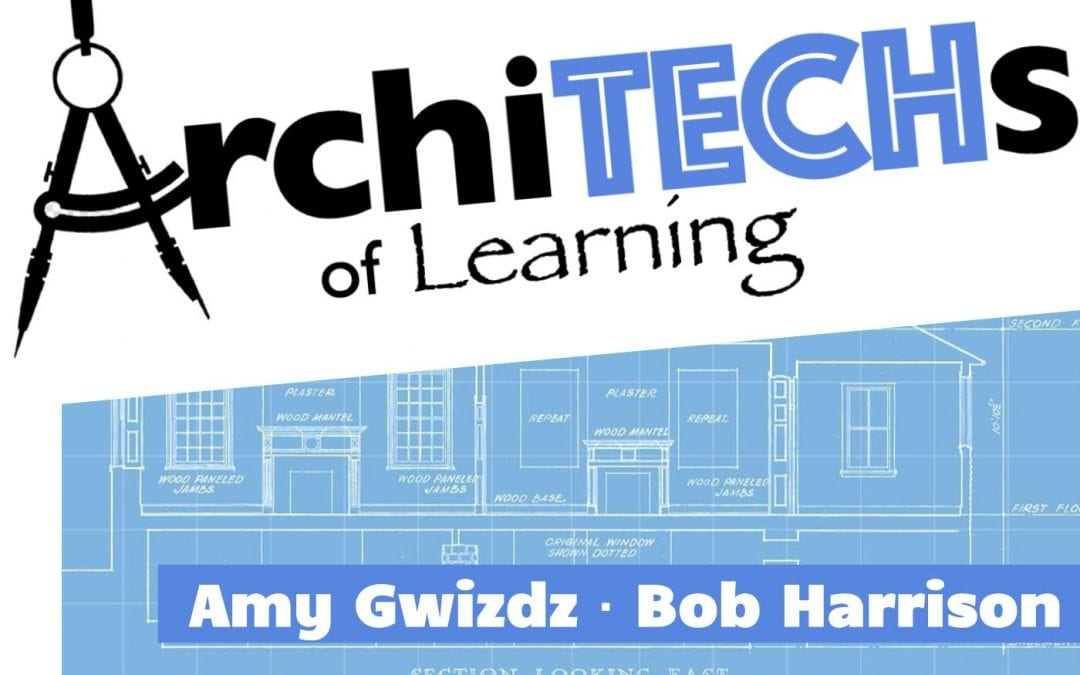architechs of learning podcast logo