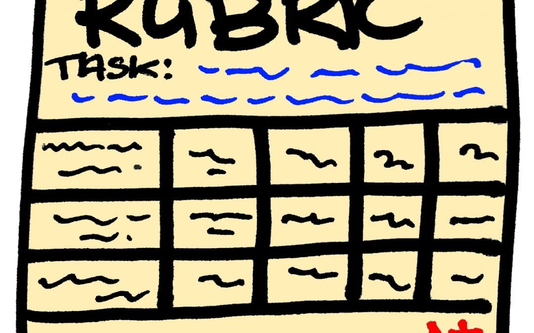 Creating, Using, and Managing Rubrics