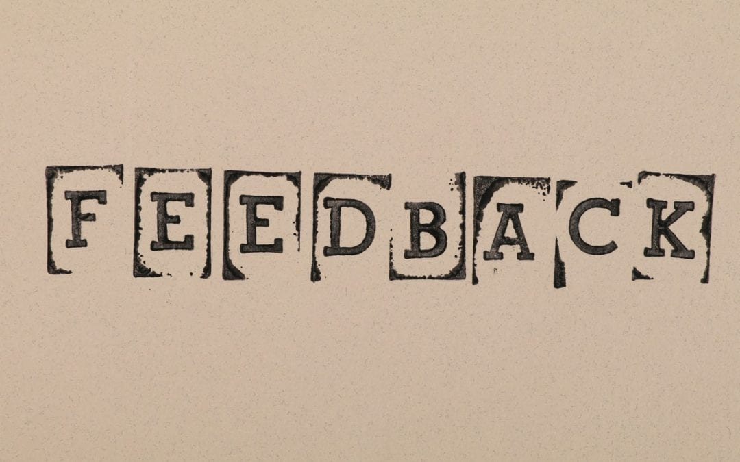 Feedback is Central