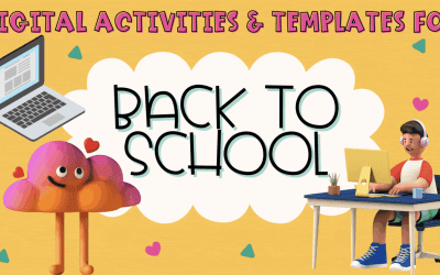 Welcome Back Digital Activities (and A Plug for PLNs)